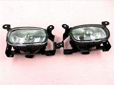 New A pair Left & Right Front Fog Lights Lamp For 2003-2006 Mitsubishi Outlander
