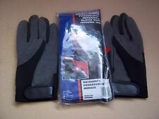 Mechanics Powerglove with Integral LED Gloves -  Size Medium from Sealey