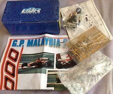 KIT MONTAGGIO FERRARI F2000 GP MALAYSIA 2000 WORLD CHAMPION  scala 1/43 - BBR
