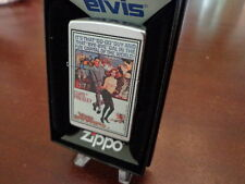 ELVIS PRESLEY VIVA LAS VEGAS ZIPPO LIGHTER  MINT IN BOX 2013