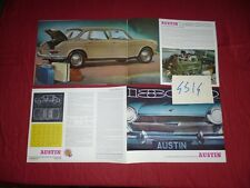 N°4514 / AUSTIN  catalogue  english text   berline 1800