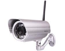 Foscam FI9804W - Telecamera Wi-Fi HD 720p impermeabile da esterno con infrarossi