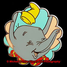 DISNEY GRINS MYSTERY COLLECTION DUMBO PIN