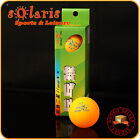 12x Double Fish 2-Star Orange 40mm Table Tennis Ping Pong Balls CTTA Approved