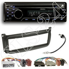 Mueta USB CD Radio Chrysler Grand Voyager RG ab2002 1-din diafragma ISO adaptador set