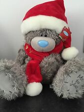 "NEW 12"" ME TO YOU TATTY TEDDY PLUSH ~ I LOVE YOU SCARF - XMAS SANTA - rrp£24.99"