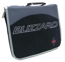 BLIZZARD AKTENMAPPEN Business Bag f. Schreibblock Stifte Taschenrechner Timer $