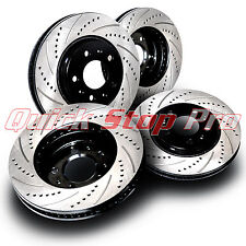 HON015S Civic SI Coupe Sedan 06-15 High Performance Brake Rotors Drill + Curve