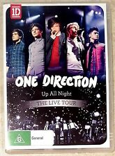 One Direction - Up All Night (The Live Tour) DVD EXCELLENT condition