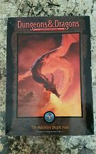 Dungeons & Dragons Adventure Game 11523 Silver Anniversary Board Game 1999