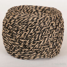 *50g*WOOL BLEND YARN* Aran/DK. Black.Brown.Beige.Tweed marl.double knitting.