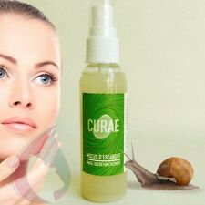 Mucus d'escargot pur (bave - sécrétion naturelle) 60 ml - CURAE