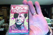 Peter Zaremba's Love Delegation- Spread the Word- new/sealed cassette tape