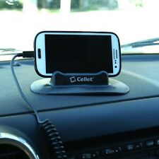 dash board car phone stand holder for Samsung Galaxy S3 S4 thin mount sticky pad