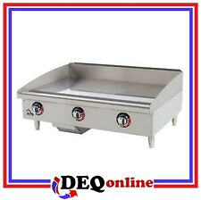 """Star 636TF Star-Max 36"""" Gas Griddle With Thermostatic Controls"""