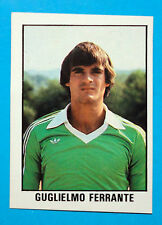 CALCIO FLASH 1981-82 Lampo Figurina-Sticker n.41-FERRANTE-AVELLINO-New