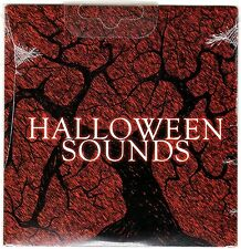 Drew's Famous HALLOWEEN SOUNDS: SCARY ATMOSPHERIC HAUNTED HOUSE EFFECTS CD! RARE