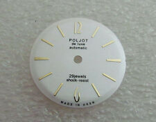 Dial Watch-face New for Vintage Russian Watch Poljot de Luxe Automatic 29 jewels