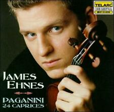 Paganini: 24 Caprices 2003 by N. Paganini; James Ehnes ExLib