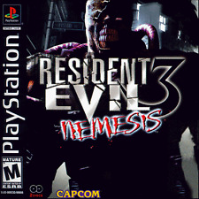 Resident Evil 3 Nemesis PS1 Great Condition Fast Shipping