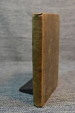 Cure for Scandal: Gossips, Laughers-at etc Amelia Opie Antiquarian Hardback 1839