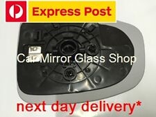 LEFT PASSENGER SIDE MAZDA CX-5 2012 -2014  MIRROR GLASS WITH HEATER BASE