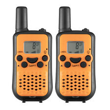 2pcs Portable Walkie Talkie Interphone Two-Way Radios Handheld CB UHF Pair T899
