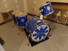 CHAD SMITH RED HOT CHILI PEPPERS PEARL DRUM SET OUT OF PRODUCTION