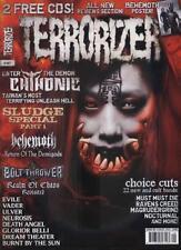 TERRORIZER MAGAZINE - Summer 2009