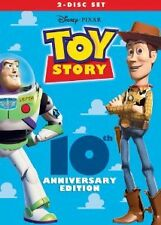 Like New DVD Toy Story (10th Anniversary Edition) (1995)  DISNEY CLASSIC
