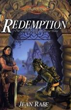 Redemption (Dragonlance: The Dhamon Saga, Book 3)-ExLibrary