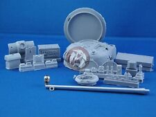 Tank Workshop 1/35 British M4 Sherman Firefly Tank Turret Set (w/Barrel) 351001
