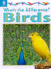 What's The Difference?: Birds Savage, Stephen New Book