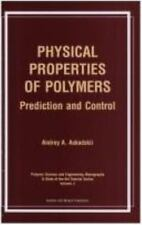 Physical Properties of Polymers (Topics in Chemical Engineering)-ExLibrary