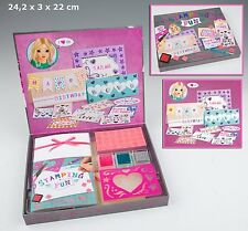 Depesche TOPMODEL STAMPING FUN Creative BOX Make You Own Cards TOP MODEL