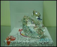 Swarovski Crystal Lovlots Birds On Broadway SWAN *AUDREY*  1128901 BNIB