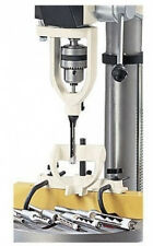 WOOD MORTISING JIG ATTACHMENT FOR DRILL PRESS MACHINE MORTISE CHISEL DRILLING