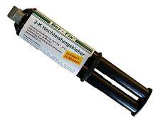 Ber-Fix Metall und Kunstoffkleber 2K-Hoch a 25g bis 300kg/qcm 120°C 3min crem