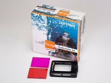 Lee Filter Bug 3 Underwater Kit for GoPro Hero 3. Brand New. Just Launched!
