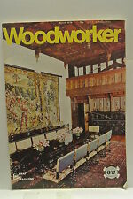 Woodworker Magazine. March, 1976. Volume 80, number 988. Woodturning - Goblets.