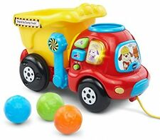 VTech Drop and Go Dump Truck - New, Free Shipping