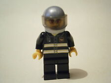 Lego Minifigure ; Pilot from Fire Helicopter Set 7238. Good Condition