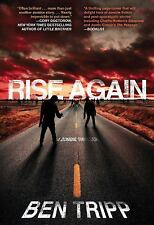 Rise Again: A Zombie Thriller-ExLibrary