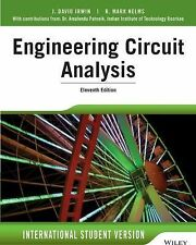 Engineering Circuit Analysis by Robert M. Nelms and J. David Irwin (2015, Paper…