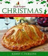 Rock Recipes Christmas by Barry C. Parsons (2016, Paperback)
