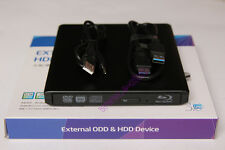 New USB 3.0 External For Sony BD-5730S 6X 3D Blu-Ray Burner Drive for PC/Laptop