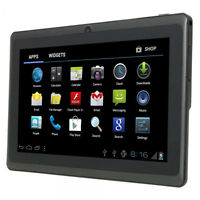 "New 8GB Capacitive 7"" and Touchscreen Tablet  Android 4.0 WiFi Web Cam 3G"