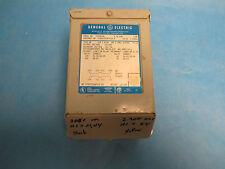 GE Transformer 9T51B128, .500KVA 120/240V - 16/32V