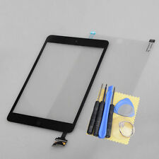 Touch Glass Digitizer Screen IC Connector+Adhesive Assembly For iPad Mini 1,2