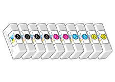 10 CARTUCCE COMPATIBILI X EPSON SX100 SX110 S20 D78 D92 D120 BX300F SX205 SX405
